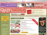 Quilter's World - The Magazine for Today's Quilter