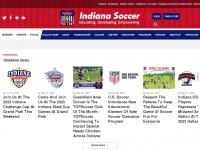 soccerindiana.org Thumbnail
