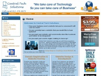 Central Tech Solutions, Inc.