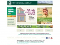 Welcome to First Farmers Bank & Trust