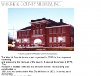 warrickcountymuseum.org Thumbnail