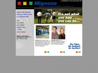 Mignone.com - Mignone: Commercial Printer near Fort Wayne, Indiana: Printing with 