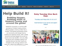 Habitat For Humanity - Kokomo | Building Houses, Building HOPE