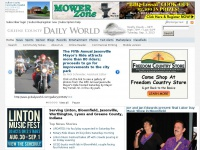 Greene County Daily World: Serving Linton, Bloomfield, Jasonville, Worthington, Lyons and Greene County, Indiana