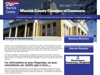 warrickcounty.us Thumbnail