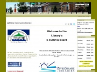 leclairelibrary.org