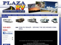 Plazarv.com - Iowa RV Dealer | Fifth Wheels, Travel Trailers, Toy Haulers from Coachmen, DRV, Dutchmen