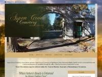 aspengrovecemetery.com