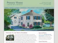 presseyhouse.com