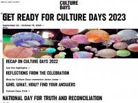 culturedays.ca Thumbnail