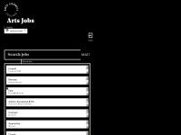 artsjobs.org.uk Thumbnail