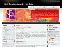 selfemploymentinthearts.com