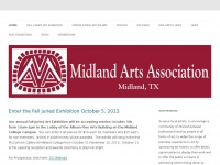 midlandartsassociation.org