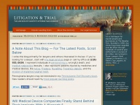 litigationandtrial.com