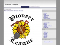 Pioneerleague.org