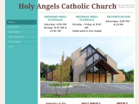 holyangelsbasehor.org