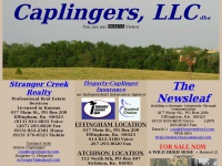 Effingham Kansas Real Estate Insurance Stranger Creek Realty  Hegarty-Caplinger