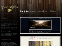 Two Mites | Free Church Websites