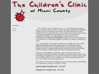 Thechildrensclinic.net