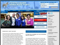 Fayettedemocrats.org