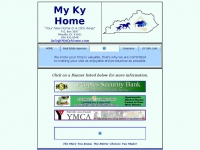 "Mykyhome.com - My KY Home  ""Your New Home Is A Click Away"""