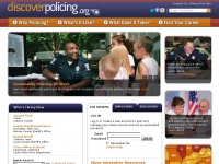 discoverpolicing.org Thumbnail
