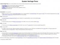 qhpress.org Thumbnail