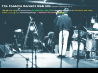 cordeliarecords.co.uk