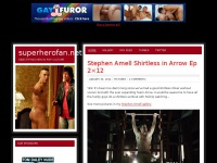 superherofan.net | objectifying men in pop culture