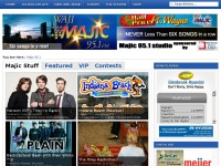 Waji.com - WAJI, Majic 95.1, The Best of the 90's and Now!