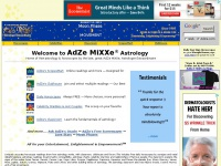 Adze.com - Astrology & Horoscopes by AdZe MiXXe - Free Daily Horoscope, Astrology Readings