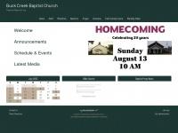 buckcreekbaptist.com