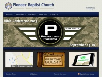 Pioneerbaptistchurch.us