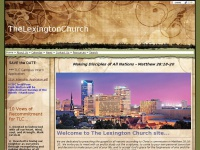 Thelexingtonchurch.org