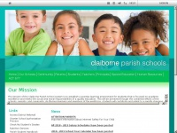 Claibornepsb.org - Claiborne Parish Schools Home Page