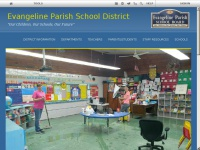 Epsb.com - Evangeline Parish School District: Home Page