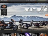 Harley-davidson.com - Harley-Davidson Deutschland