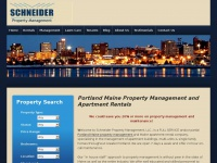 schneiderpropertymanagement.com