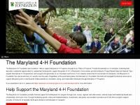 mymaryland4hfoundation.com