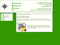 communitybehavioralservices.com