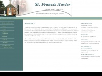 stfrancisxavierchurch.org