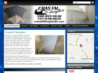 Coastal Fiberglass » We specialize in fiberglass repair and gel coat matching