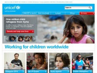 unicef.org.uk Thumbnail