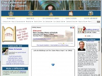 Welcome to the Cathedral of Mary our Queen home page