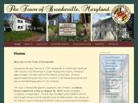 townofbrookevillemd.org
