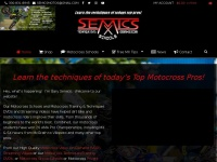 Gary Semics MX Training - DVDs, Videos, Schools, Manuals - Motocross Training Schools, Dvds, Videos, Tips,  Lessons and Classes. We Make Champions!