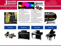 jasonsmusiccenter.com