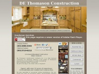 dthomasonconstruction.com