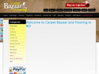Carpet Bazaar and Flooring - one stop carpet store, flooring store, rug store, ceramic store, laminate store.