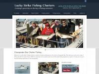 luckystrikefishingcharters.com